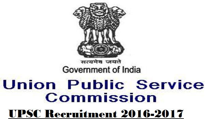 UPSC Recruitment 2016 Apply Online for 60 Asst Directors & Other posts, Specialist Grade-III Assistant Professor, Civilian Medical Officers, Specialist Grade-III, Economic Officer, Chemist in Indian Bureau of Mines, Assistant Library and Information Officer, Assistant Employment Officer