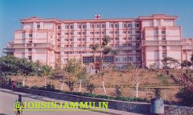 Jobs for diploma holders in Ascoms Hospital, Sidhra, Jammu 2016
