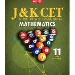 J & K CET Chapterwise book for maths jkcet