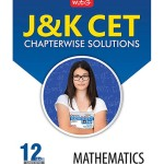 JK CET Chapterwise entrance book for mathematics